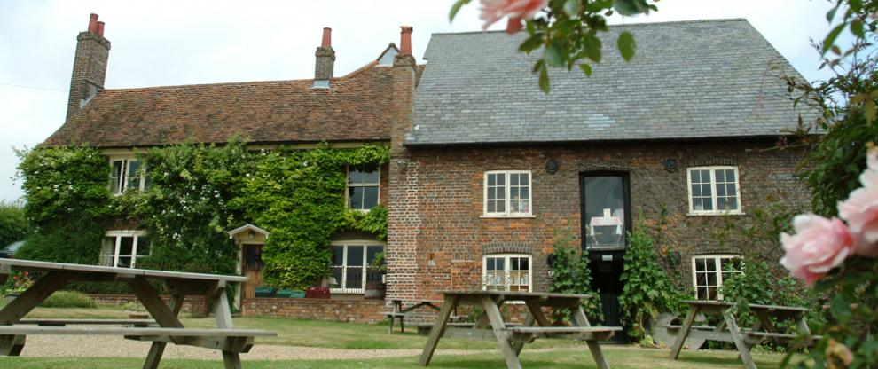 Redbournbury millhouse and mill