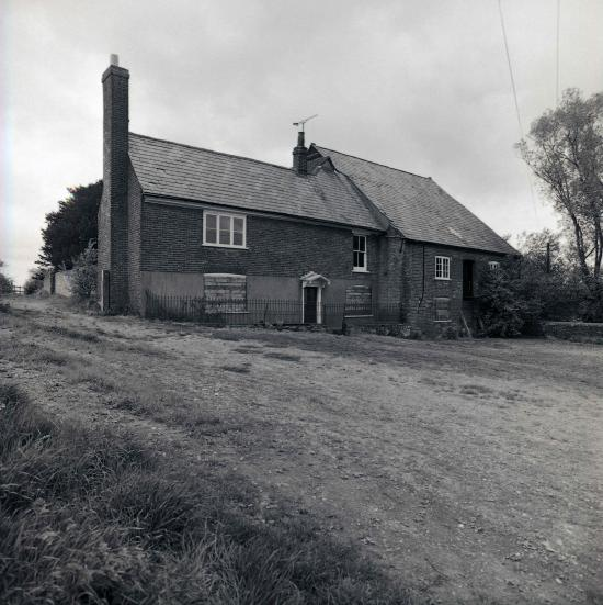 The mill in 1985